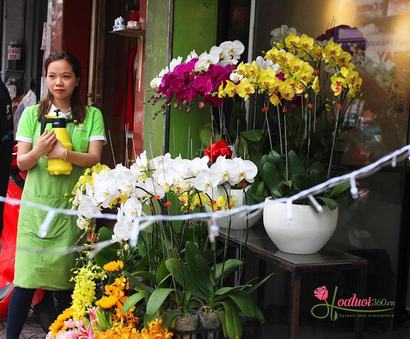 Vòng hoa tang giá rẻ 1