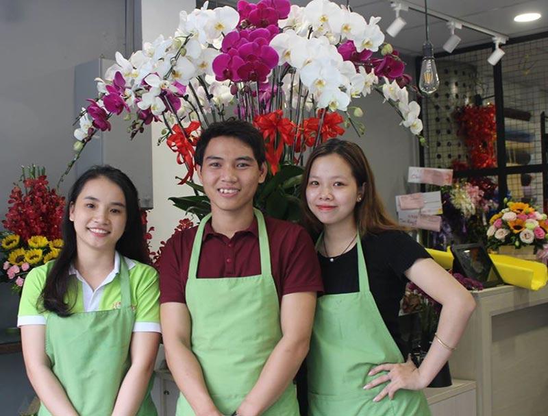 Vòng hoa tang giá rẻ 24